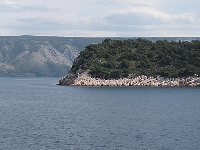 Kabal point, Rudine peninsula