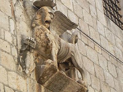 Venetian Lion 3