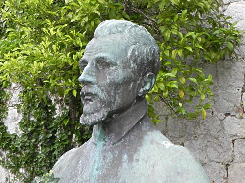 Hanibal Lučić by Ivo Kerdić