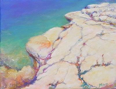 Painting rocks #4