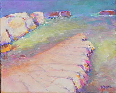 Painting rocks! #6