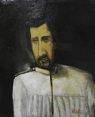 Ivancic Self-portrait