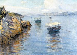 Coast by M.C. Medović