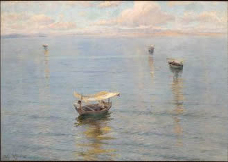 Bonaca (Calm) by M.C. Medović