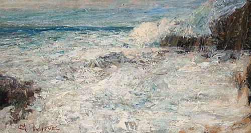 Seascape by M.C. Medović