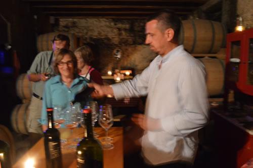 Wine-tasting with Ivo Duboković