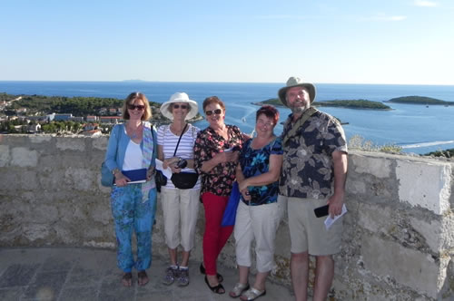 The group at Fortica