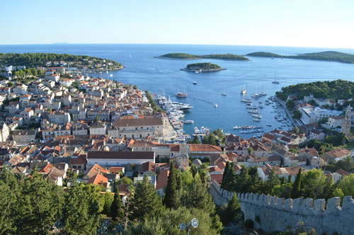 Saturday in Hvar