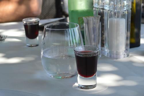 Borovnica aperitif