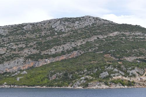 Peljasac rocks