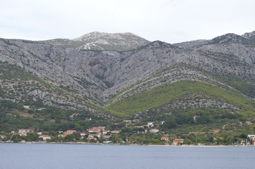 Orebic on Peljesac