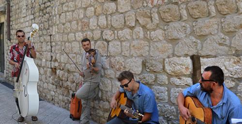 Gypsy Jazz Musicians