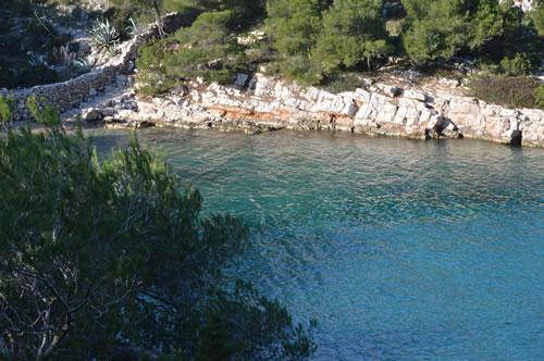 Maslinica Cove