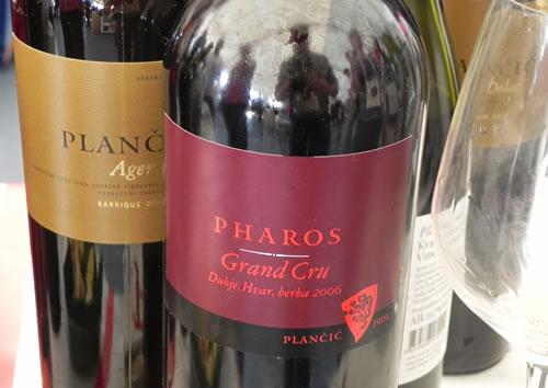 Plancic wines