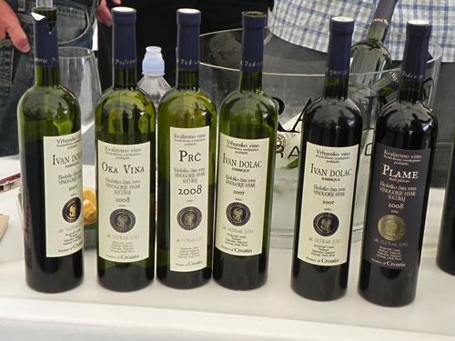 Vujnović wines