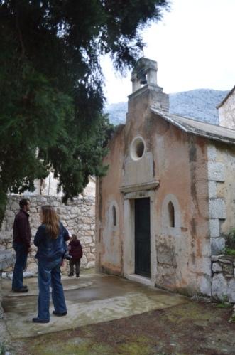 Chapel in Ivan Dolac