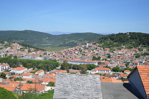The town of Blato