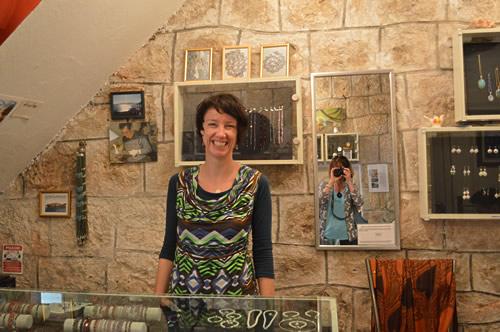 Ruth at Seba Dizajn