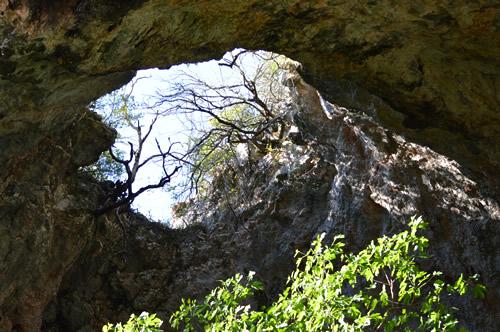 Vela Spila cave