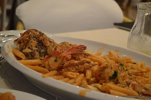 Dinner at Restoran Bata