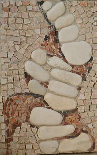 A more modern mosaic