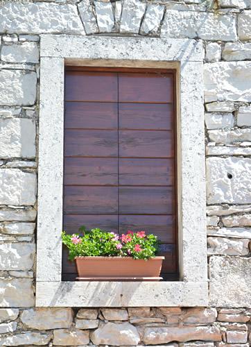 A fine window