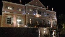 Hotel Apolon, formerly the Šime Ljubić villa