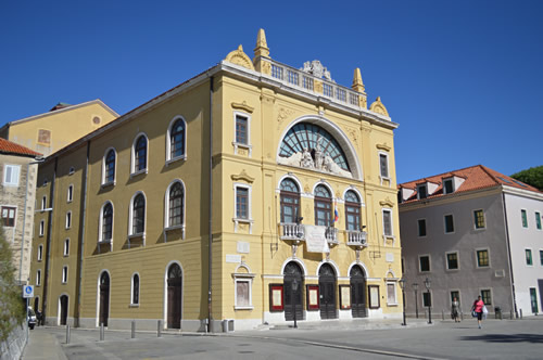 National Theatre in Split