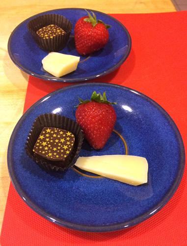 Sample desserts