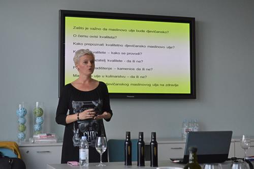 Olive Oil seminar