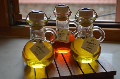 Ivo Duboković's olive oils