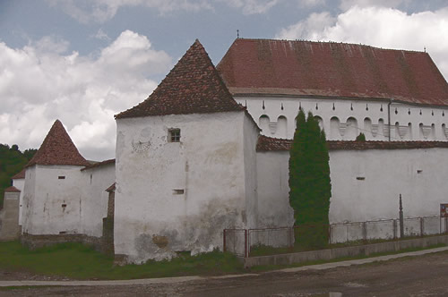 Transylvania - Darjiu