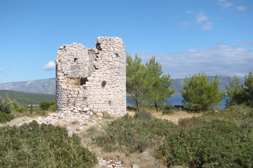 Kaštilac look-out tower