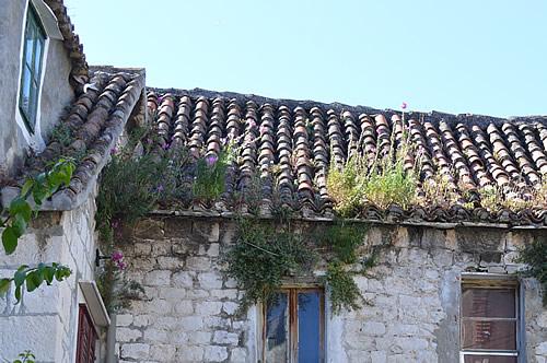 Roof garden, Split