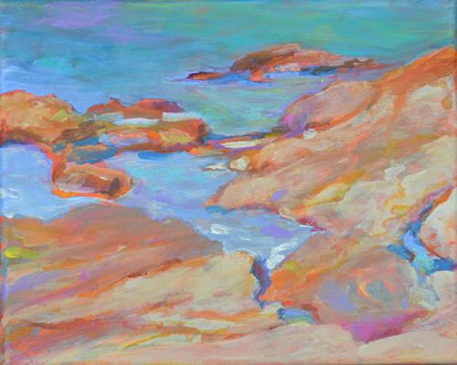 Painting Rocks! #25