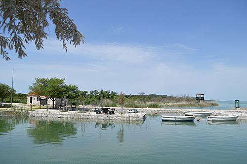 Prosika boat dock
