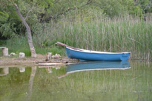 Visovac lake