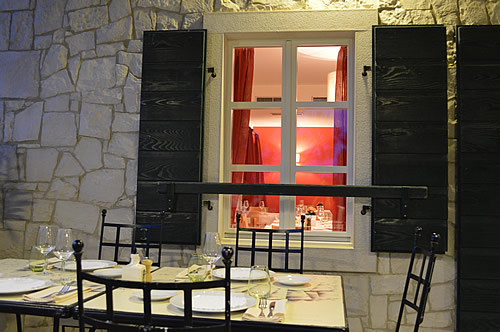 Boškinac dining