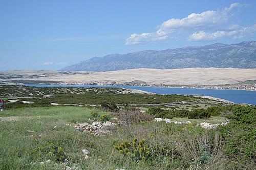 Pag landscape
