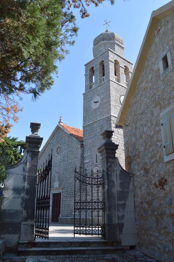 Vrisnik church