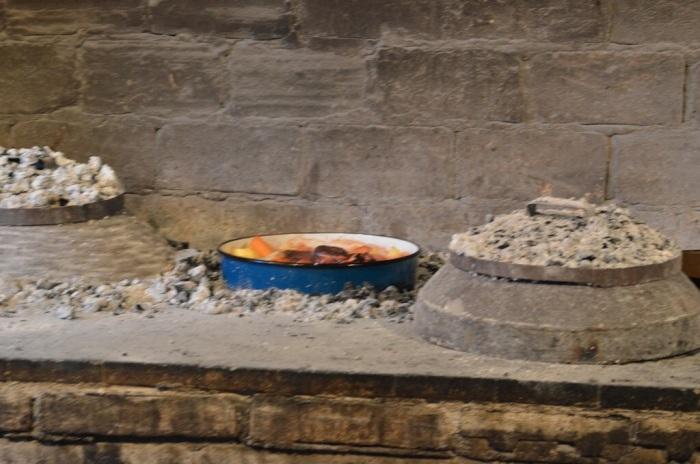 Peka cooking