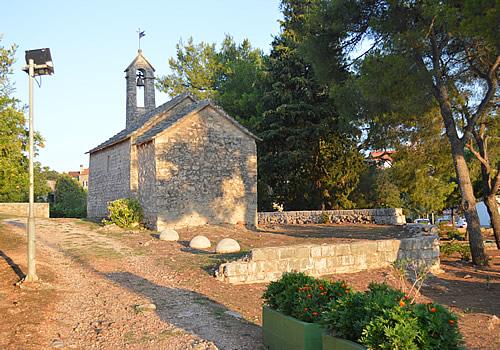 Sv Petar, Vrboska