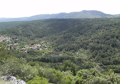 Vrbanj, Ravan hill