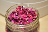 Dried Rose Petals – a new culinary venture!