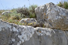 Large stone blocks