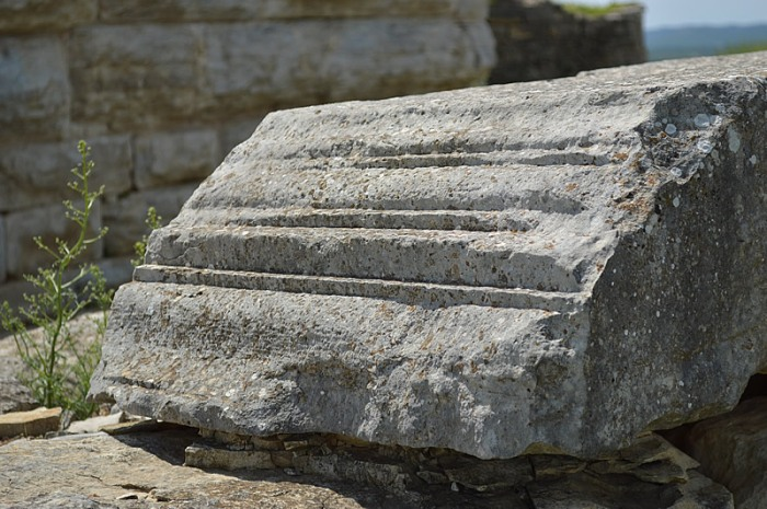 Remnant of Trajan's Gate