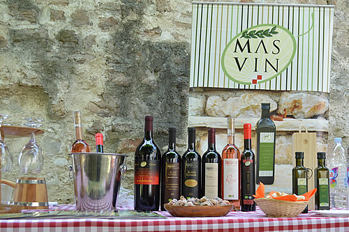 Mas Vin wines