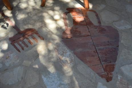 Floor art