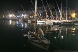 Stari Grad 2400: traditional boats nightparade