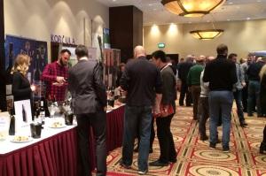 Korčula winemakers at Vinocom